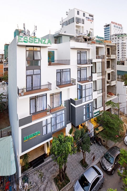 Khách sạn 3 sao Đà Nẵng gần biển - Essenza Hotel & Spa Đà Nẵng