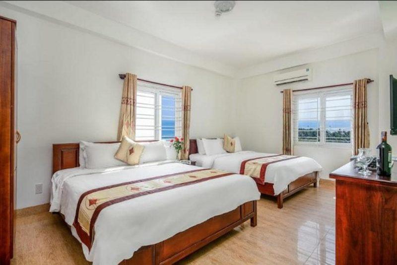 Khách sạn 2 sao gần biển - Khách Sạn Little Gold Đà Nẵng