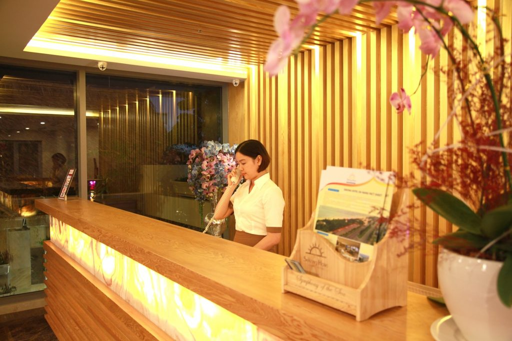 Khách sạn 3 Sao Đà Nẵng Trên Đường Võ Nguyên Giáp - Khách sạn Sekong Đà Nẵng