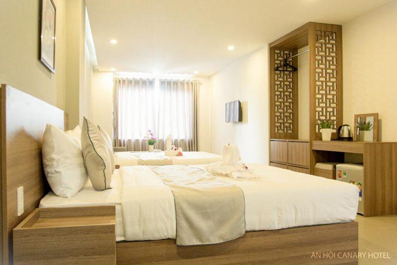 Khách sạn 2 sao gần biển - Khách sạn An Hoi Canary Đà Nẵng