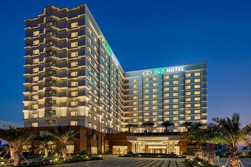 Khách sạn 5 sao gần biển Mỹ Khê - Khách sạn DLG Đà Nẵng