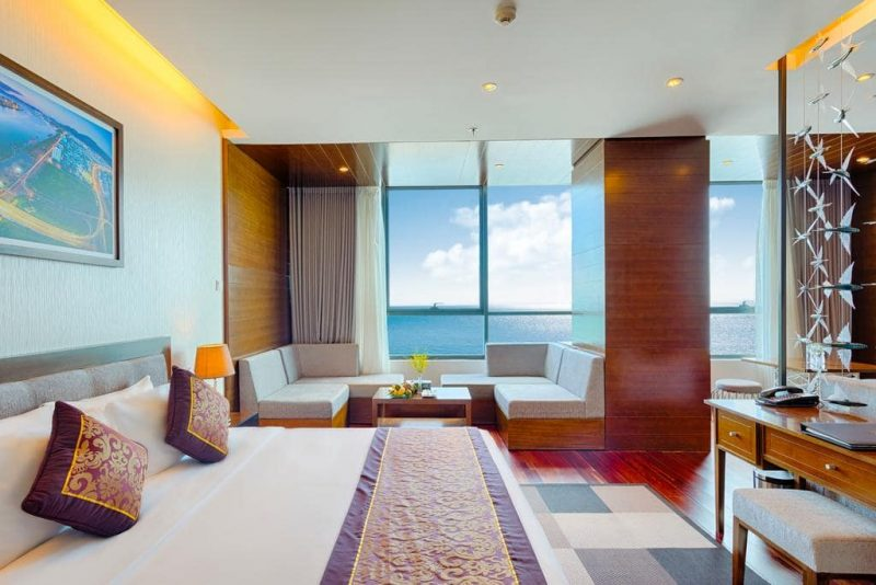 Khách sạn 5 sao Đà Nẵng - Khách sạn Grand Tourane Đà Nẵng