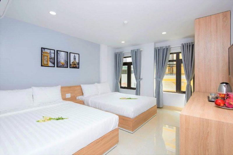 Khách sạn 2 sao gần biển - Khách sạn Luna House Đà Nẵng