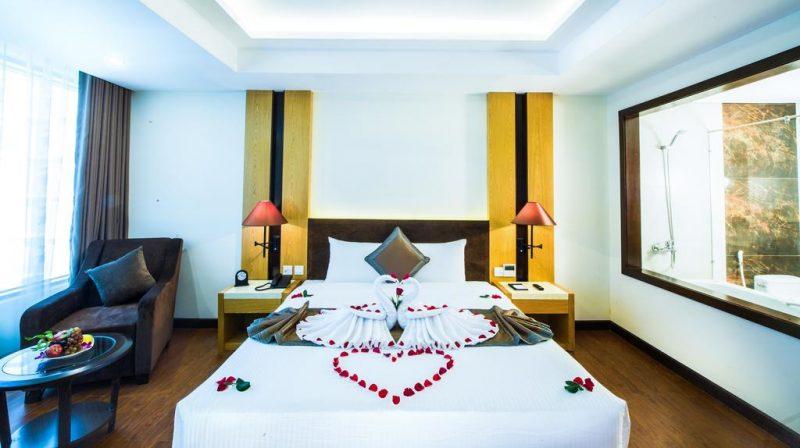 Khách sạn 5 sao gần biển - Khách sạn Mường Thanh Luxury Đà Nẵng