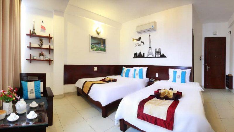 Khách sạn 2 sao gần biển - Khách sạn Mayfair Đà Nẵng