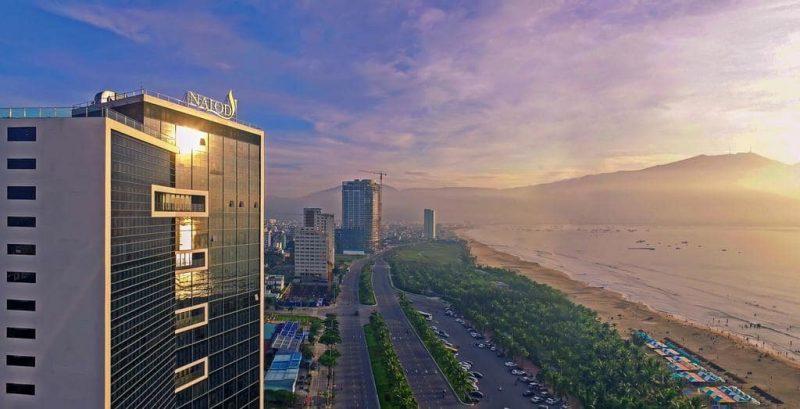 Khách sạn 5 sao gần biển - Khách sạn Nalod Đà Nẵng