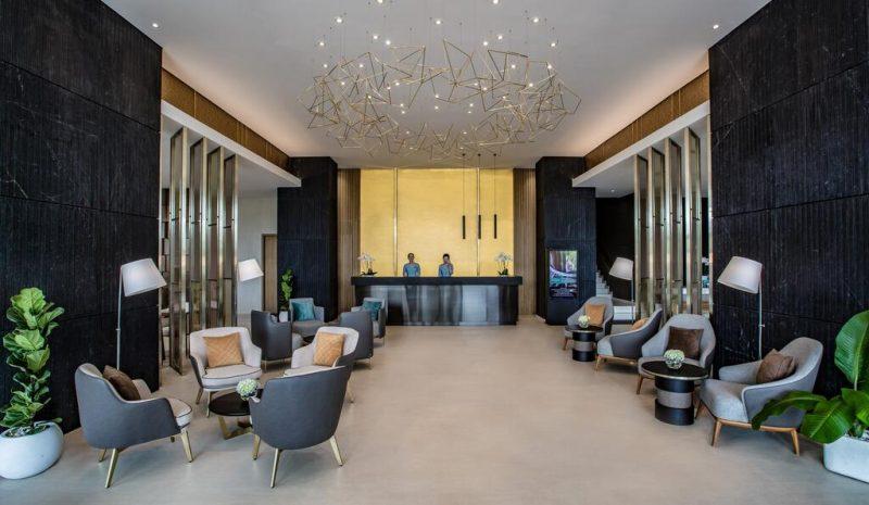Khách sạn 5 sao gần biển Mỹ Khê - Khách sạn Sel De Mer & Suite Đà Nẵng