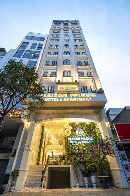 khách sạn 3 sao đà nẵng gần sông hàn-khách sạn Maison Phương Đà Nẵng