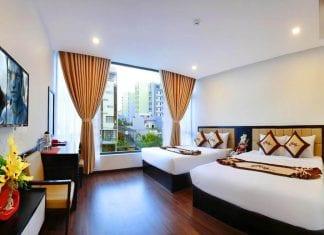 Khách Sạn 2 Sao Đường Hồ Nghinh Đà Nẵng