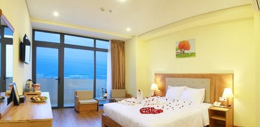 khách sạn 3 sao Đà Nẵng trên đường Võ Nguyên Giáp