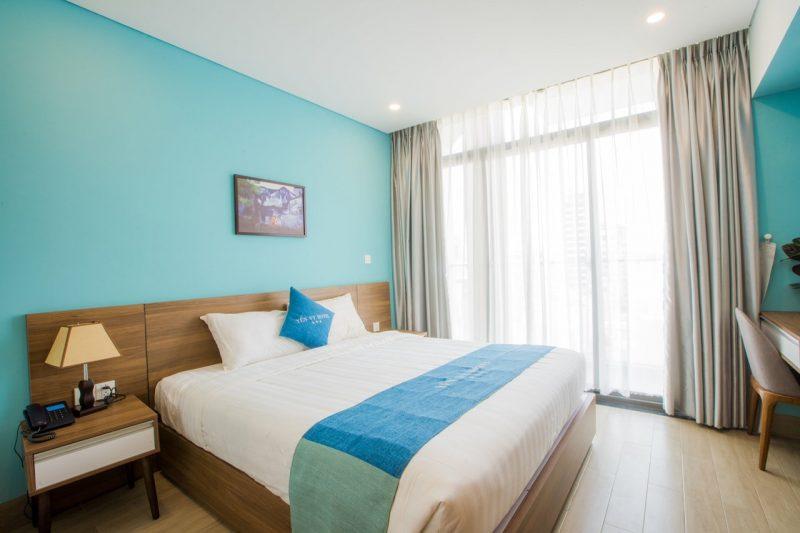 Khách sạn 3 sao Đà Nẵng gần biển Mỹ Khê view đẹp giá rẻ - Khách sạn Yến Vy
