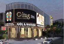 Gừng Nails & Massage