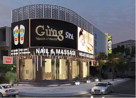 Gừng Nails & Massage