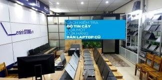 LeminhSTORE Địa Chỉ Mua Bán Laptop Cũ Đà Nẵng