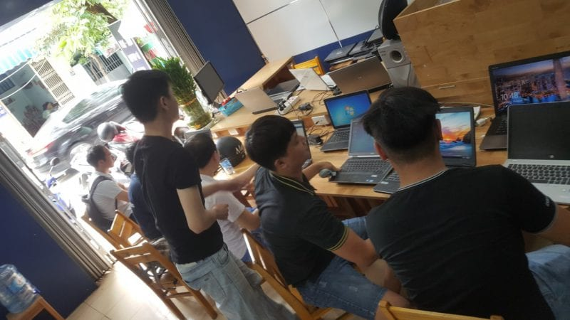 địa điểm bán laptop cũ tại Đà Nẵng