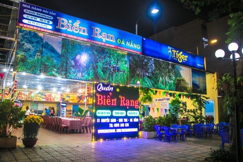 Nhà hàng Biển Rạng