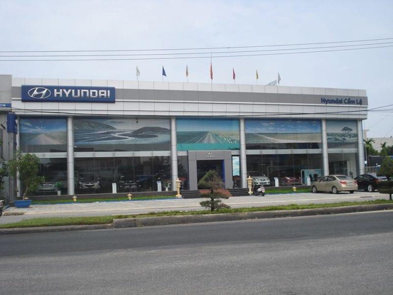Garage Hyundai Cẩm Lệ