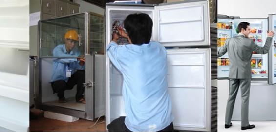 Sửa chữa tủ lạnh Đà Nẵng
