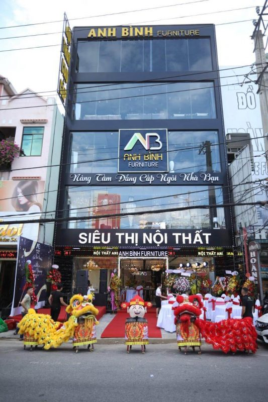 siêu thị nội thất Anh Bình