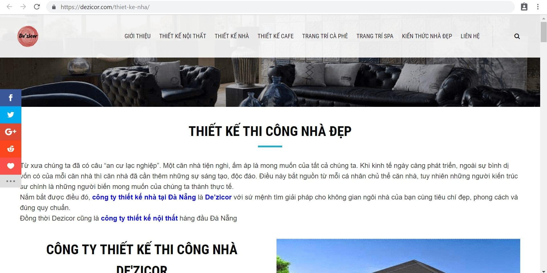 công ty thiết kế nhà Đà Nẵng