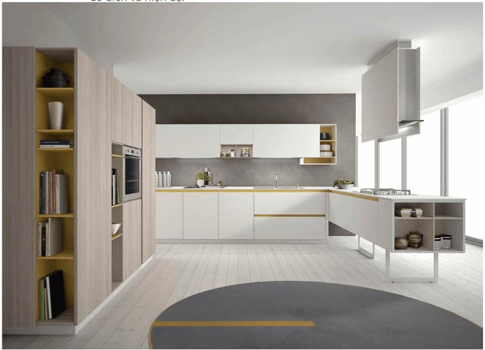 thiết kế thi công tủ bếp Đà Nẵng