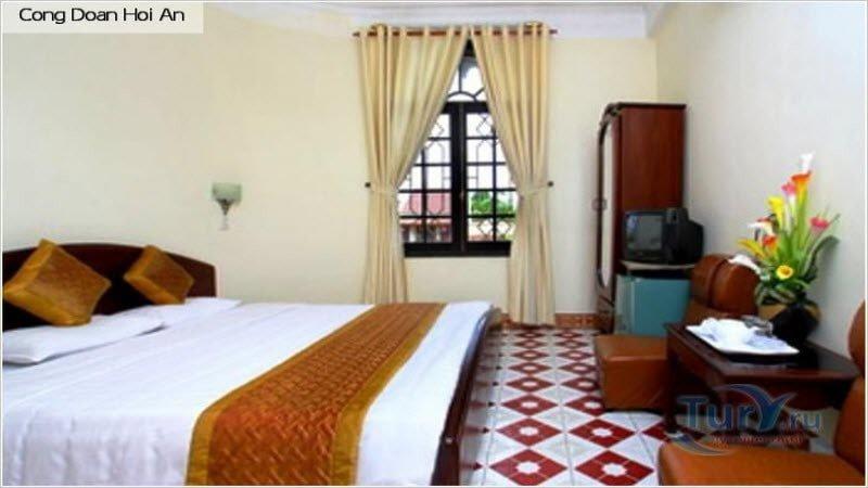 Khách Sạn Hội An 2 Sao Giá Rẻ
