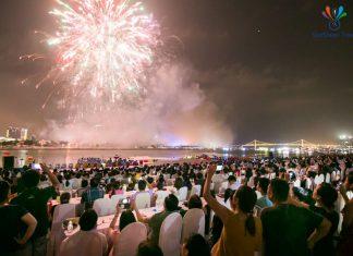 Lịch Bắn Pháo Hoa Đà Nẵng 2019
