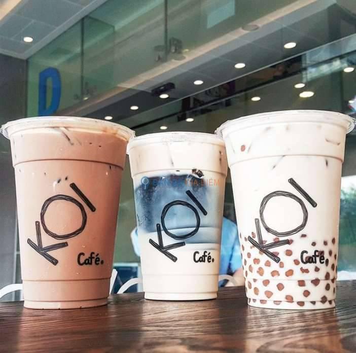 Trà sữa KOI Đà Nẵng