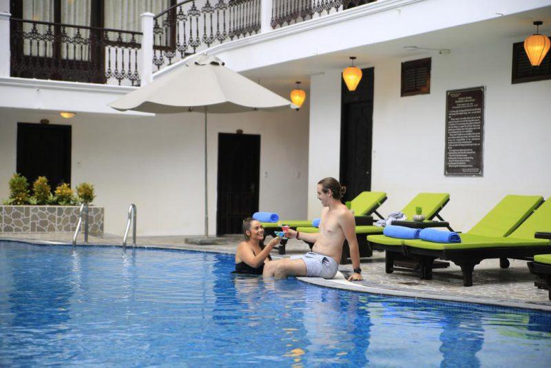 Khách Sạn Hội An Có Hồ Bơi