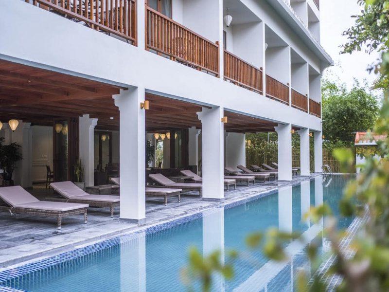 Khách Sạn Hội An 3 Sao Có View Sẹp