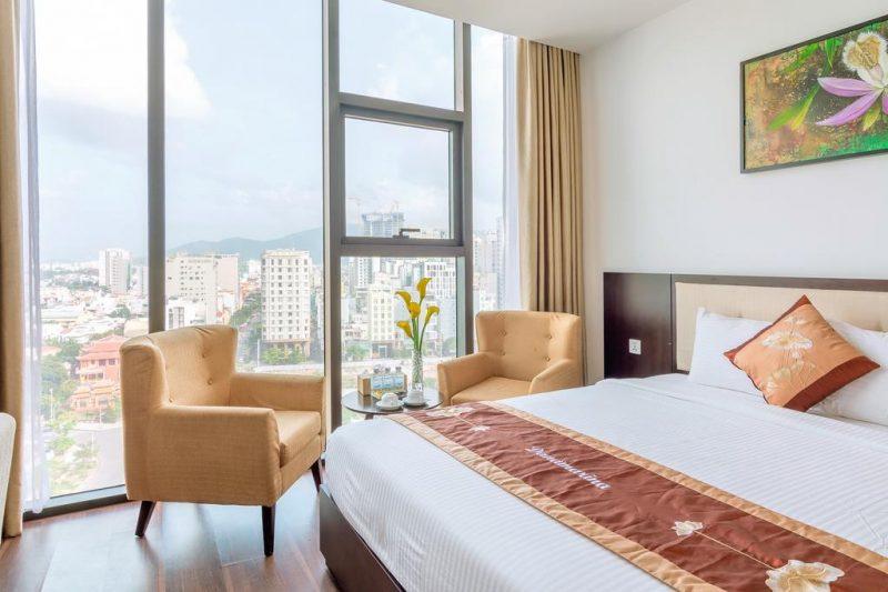 Khách Sạn Tiện Nghi Giá Rẻ Gần Biển Đà Nẵng - Khách Sạn Dana Marina Hotel Danang