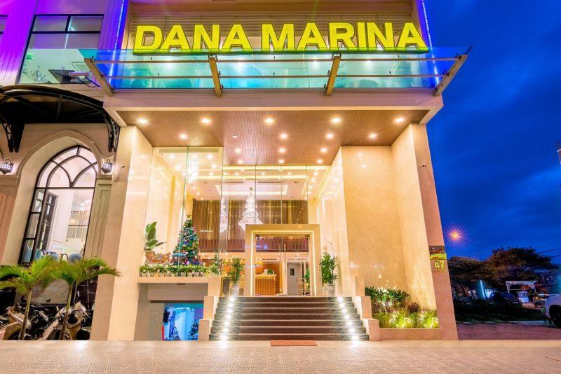 Khách Sạn 3 Sao Ở Đà Nẵng - Khách Sạn Dana Marina Hotel Danang