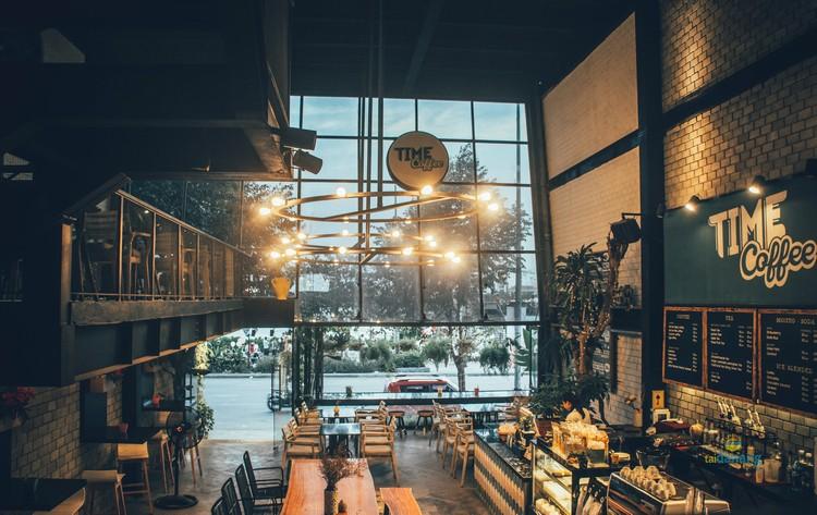 quán cafe xem pháo hoa Đà Nẵng