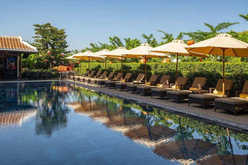 Khách Sạn Hội An 5 Sao Có Hồ Bơi