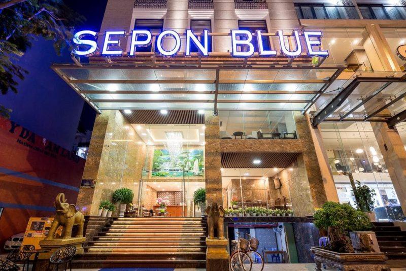 Khách Sạn 3 Sao Đà Nẵng - Khách Sạn Sepon Blue Đà Nẵng