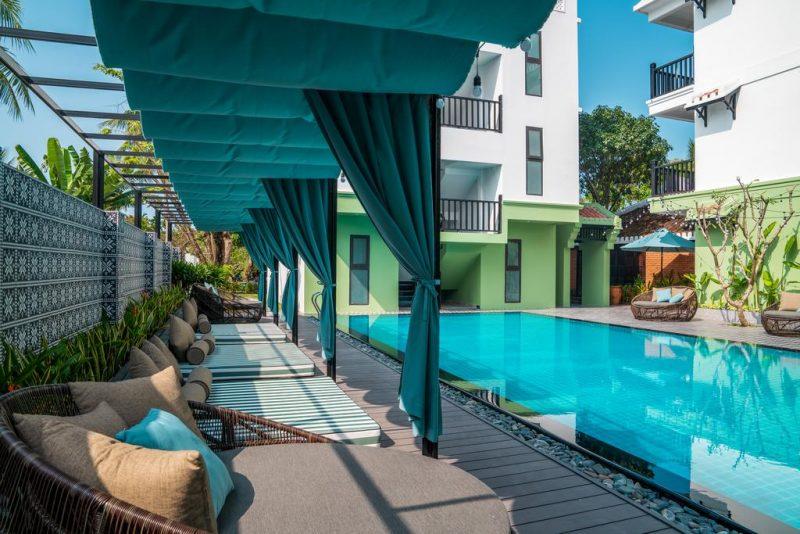 Khách Sạn Hội An 4 Sao Có Hồ Bơi-khách sạn De An Hội An