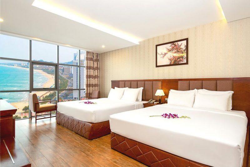 khách sạn 3 sao đường Hồ Nghinh Đà Nẵng-khách sạn Crystal Đà Nẵng