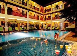 Khách Sạn Hội An 4 Sao Có Hồ Bơi