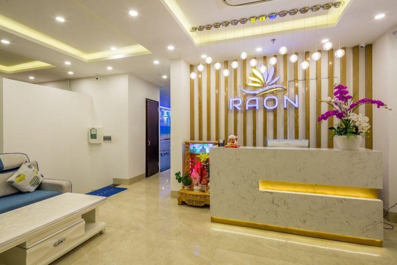 khách sạn xem pháo hoa Đà Nẵng - Raon Beach Hotel
