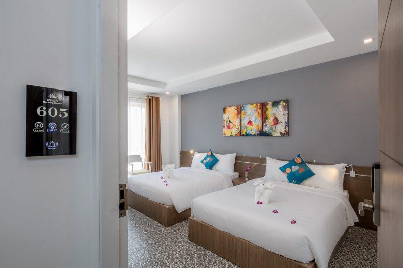 Khách sạn 3 sao gần biển-khách sạn Raon Beach Đà Nẵng