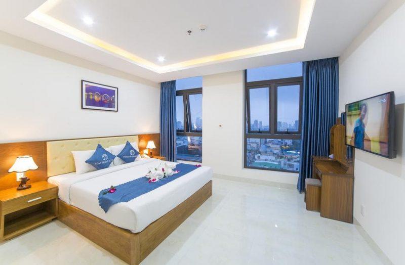 khách sạn 3 sao viewxem pháo hoa Đà Nẵng - Toàn Thắng Hotel Danang