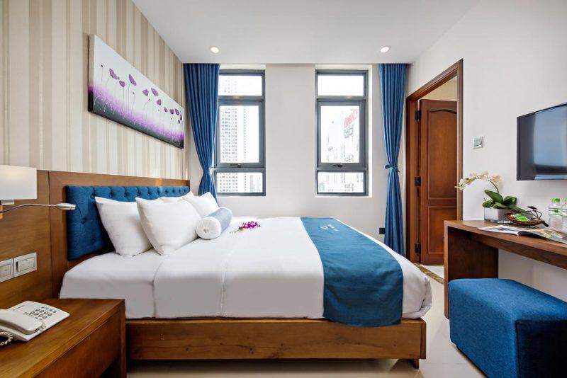 Khách Sạn 3 Sao View Xem Pháo Hoa Đà Nẵng - Khách Sạn Ana Maison Hotel Đà Nẵng