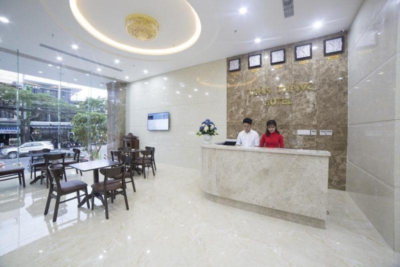 Khách Sạn 4 Sao Đà Nẵng Có View Xem Pháo Hoa - Toàn Thắng Hotel Danang