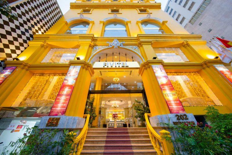 Khách Sạn Đà Nẵng Xem Bắn Pháo Hoa - Khách Sạn Fivitel