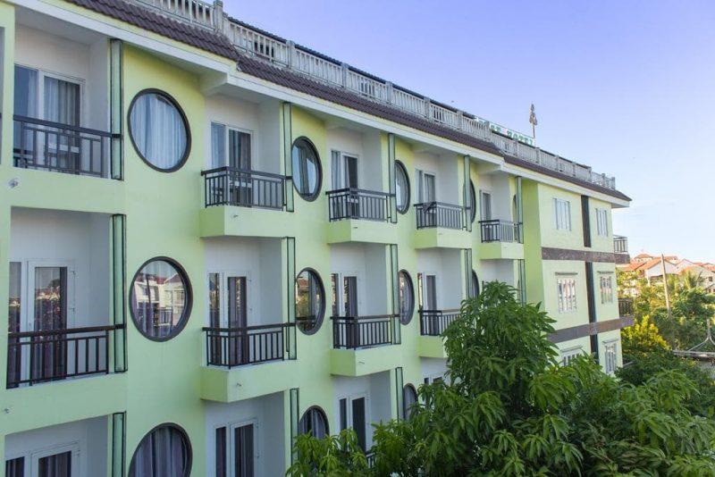 Khách Sạn Hội An 3 Sao Gần Biển