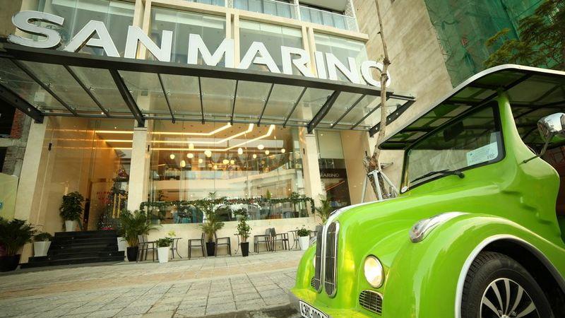 Khách Sạn Đà Nẵng Gần Biển Có Hồ Bơi - Khách Sạn San Marino Boutique Đà Nẵng
