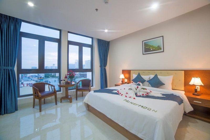 khách sạn xem pháo hoa Đà Nẵng - Toàn Thắng Hotel Danang