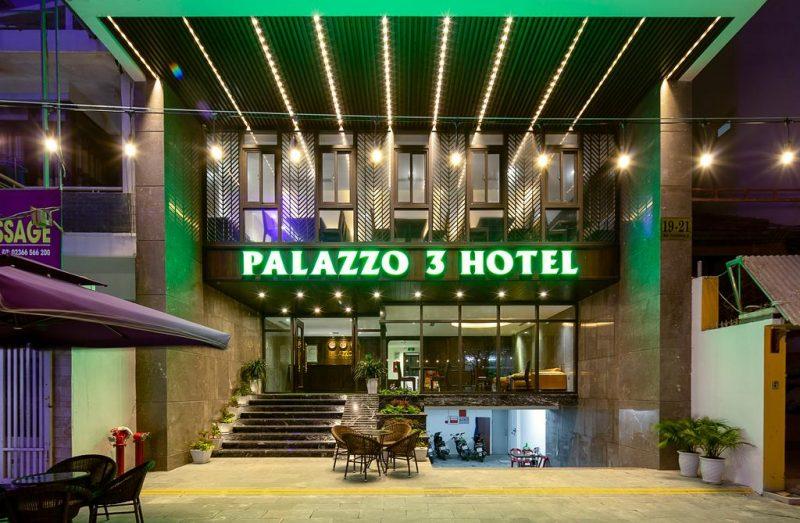 Khách sạn 3 Sao Đà Nẵng - Khách sạn Palazzo
