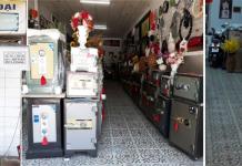cửa hàng bán két sắt đà nẵng