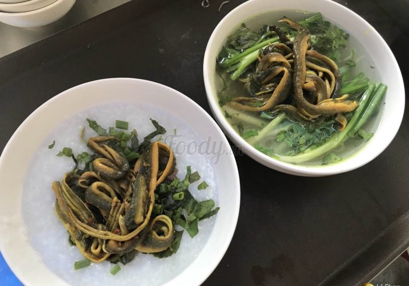 quán cháo lươn Đà Nẵng